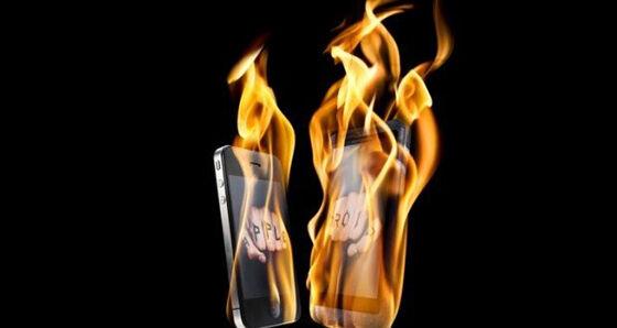 smartphone panas 2