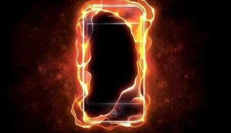 smartphone panas 3