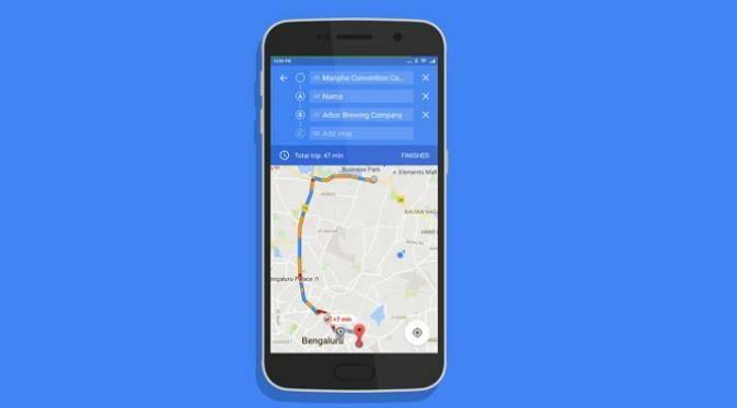 Pembaruan Google Maps, Tampilan Peta Kini Lebih Tajam