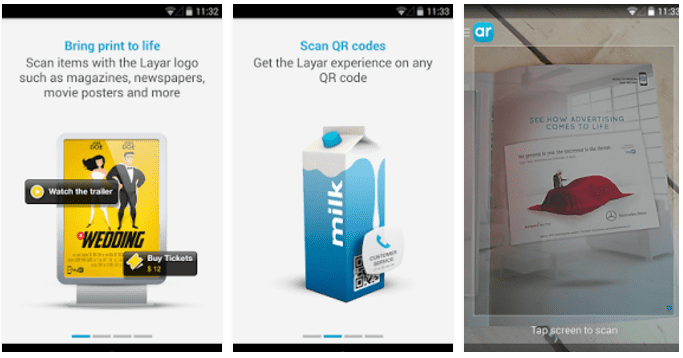 Aplikasi Layar Augmented Reality