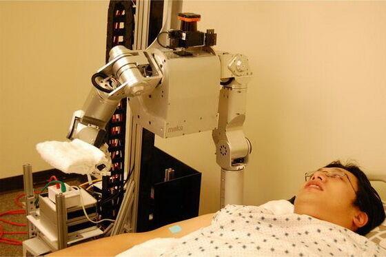 Robot Medis Super Canggih 5