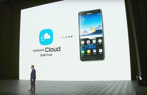 Samsung Galaxy Note 7 3