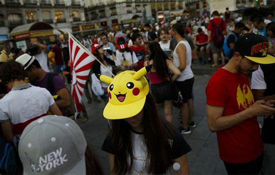 Pulsa Pokemon Go