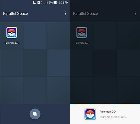 2 Akun Pokemon Go Dalam 1 Android 5