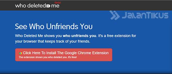 cara mengetahui siapa yang hapus pertemanan di facebook 1