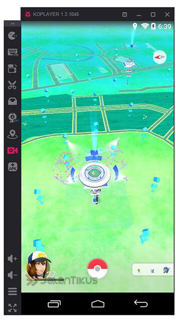 Main Pokemon Go Di Pc Dengan Koplayer 4