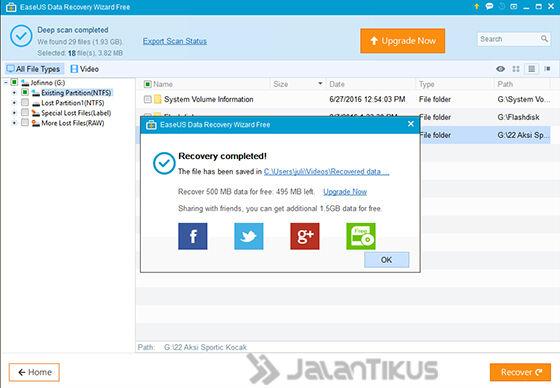 Cara Jitu Mengembalikan File Yang Terhapus Di Windows