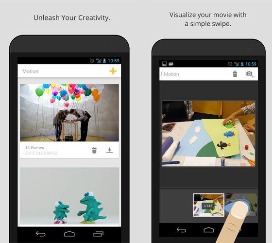Cara Membuat Video Stop Motion Android 5