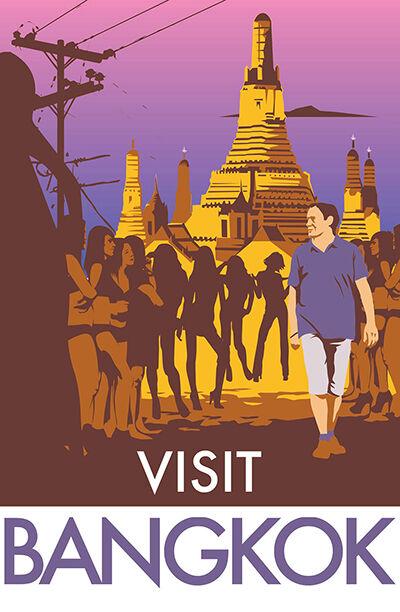 Poster Travel Menyindir 4