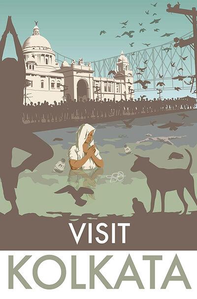 Poster Travel Menyindir 7
