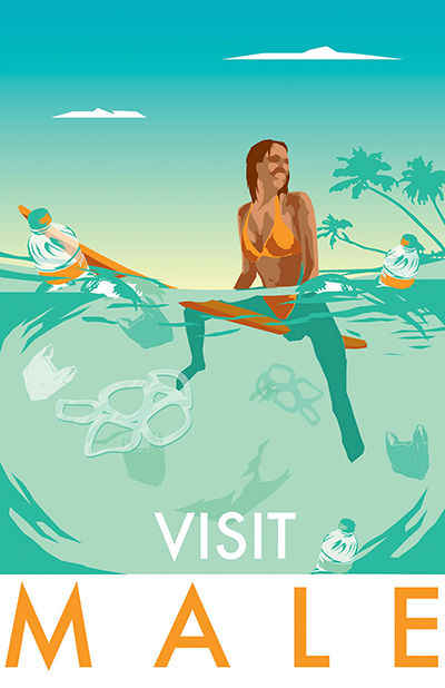 Poster Travel Menyindir 8