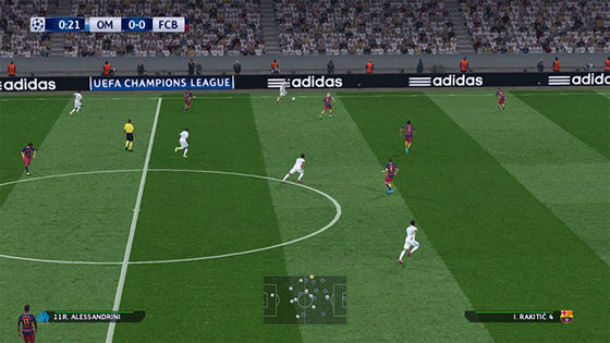 7. game ppsspp pes 2016