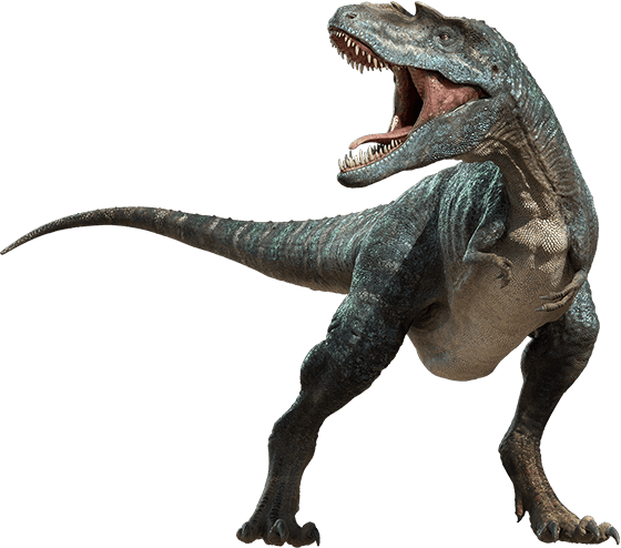 6 Foto Dinosaurus