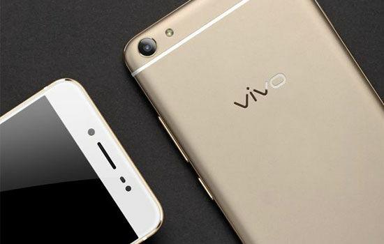 Oppo F1 Plus Vs Vivo X7 Plus 5