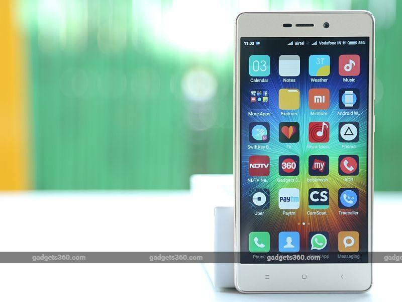 Xiaomi Redmi 3s Prime 5
