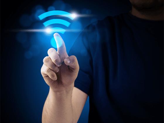 Mengunjungi Situs Penyedia WiFi Gratis
