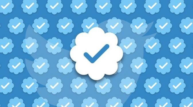 Ingin akun twitter kamu terverifikasi? begini caranya