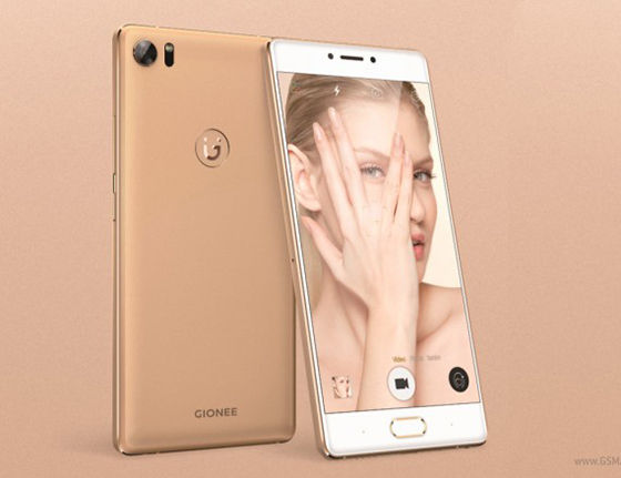 smartphone android mirip iphone gionee s8