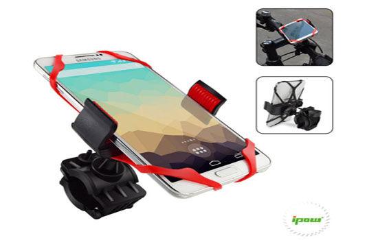 Bike Mount Holder Smartphone Terbaik Ipow 1
