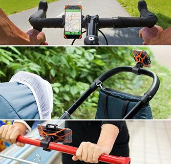 Bike Mount Holder Smartphone Terbaik Taotronic 1