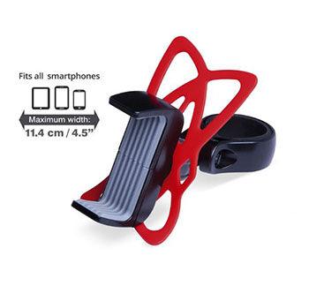 Bike Mount Holder Smartphone Terbaik Vibrelli 1
