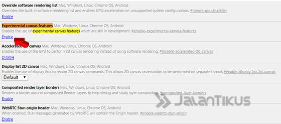 Cara Mempercepat Koneksi Internet Google Chrome 8