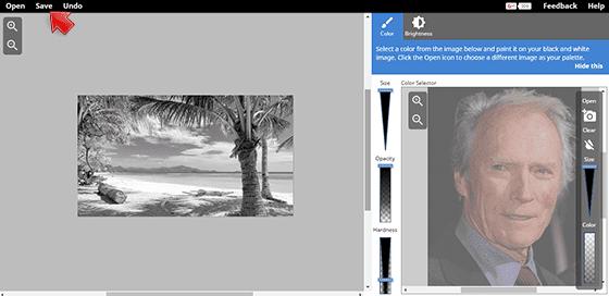 Cara Membuat Foto Hitam Putih 10
