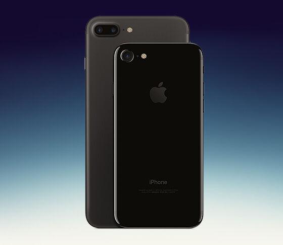 Iphone 7 Jet Black Warna Baru Yang Kece Badai