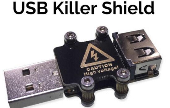 Usb Killer Menghancurkan Komputer Usb Killer Shield