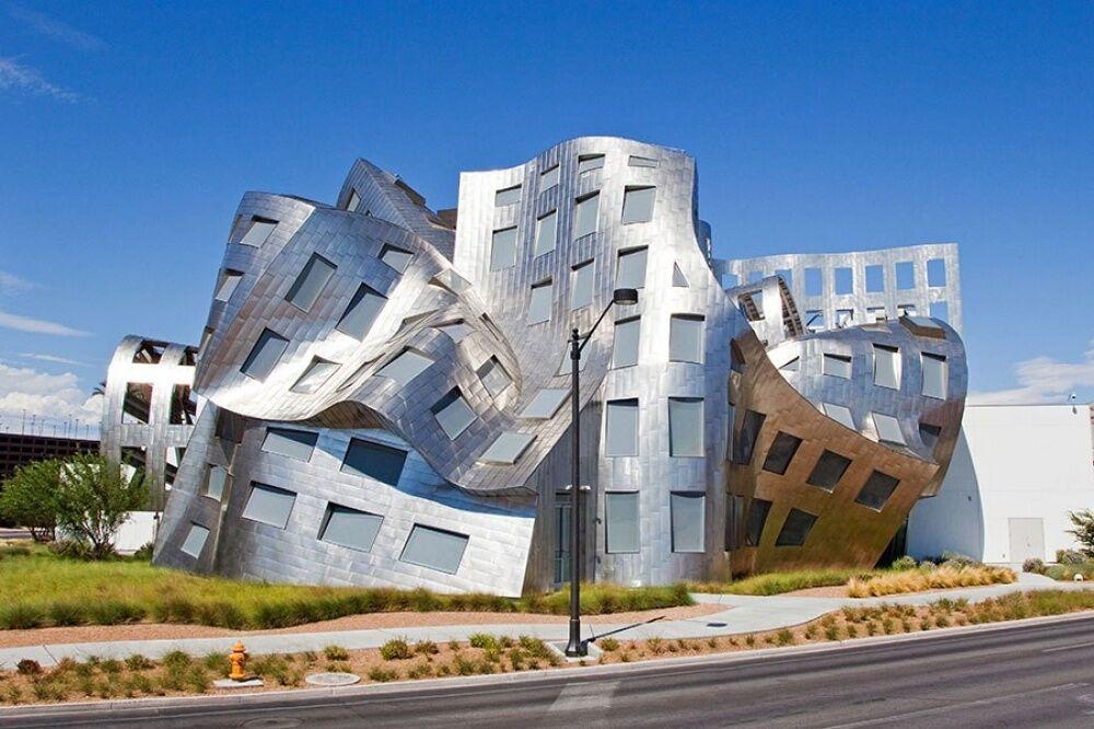 Desain Bangunan Paling Unik Dan Aneh Di Dunia 2