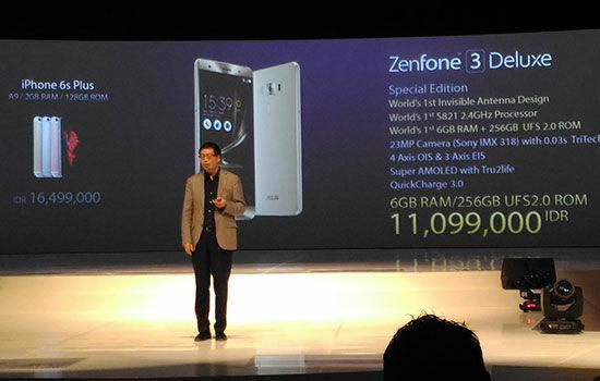 Kelebihan Asus Zenfone 7