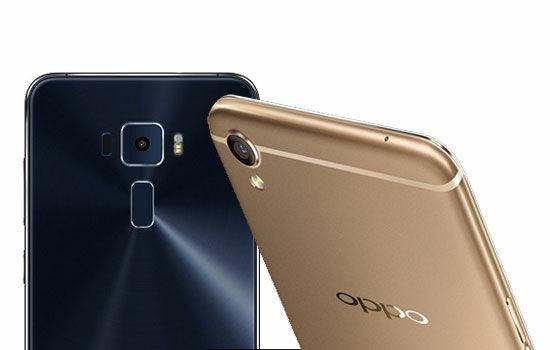 Zenfone 3 Vs Oppo F1 Plus 3