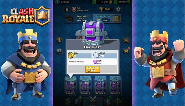 Bocoran 1 Update Clash Royale 1