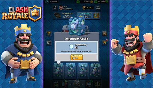 Bocoran 1 Update Clash Royale 2