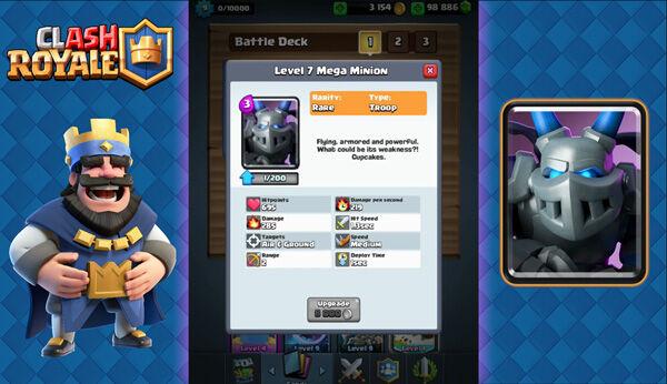 Kartu Baru Update Clash Royale September 2