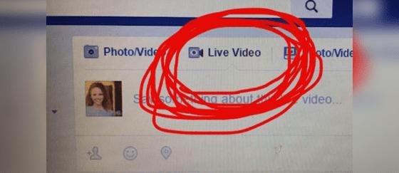 Fb Live Video Pc