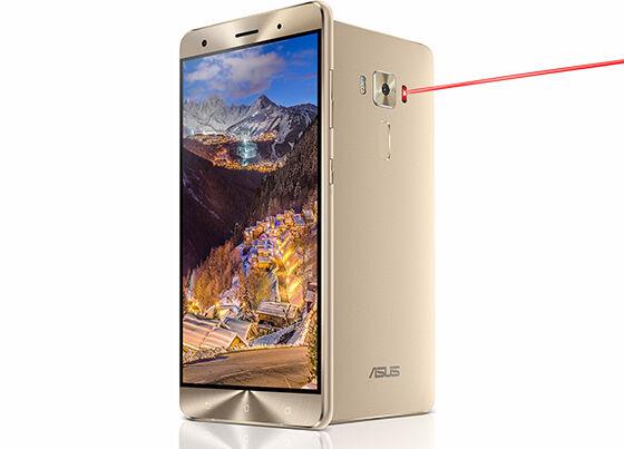smartphone layar besar asus zenfone 3 deluxe