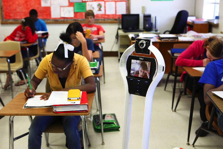 Robot Yang Bisa Bantu Anak Belajar 1
