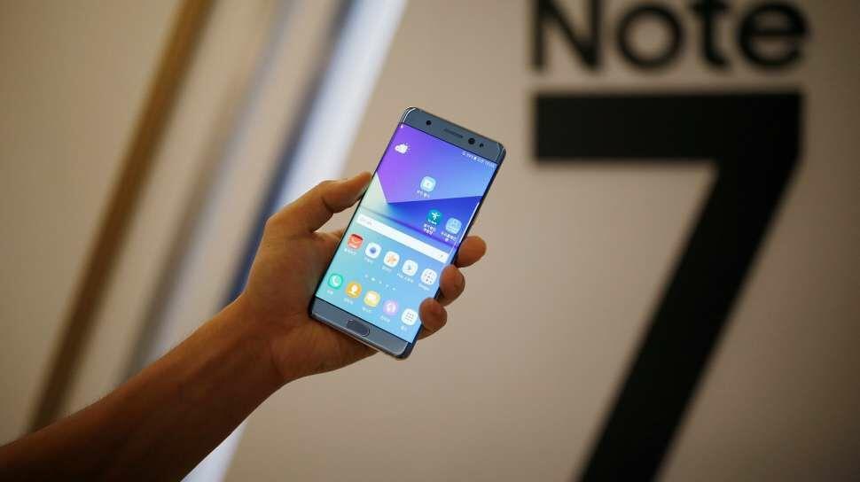 Penjualan Kembali Galaxy Note 7 di Korsel Mundur 3 Hari