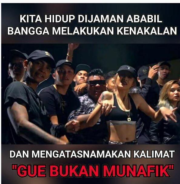 Meme Lucu Awkarin Young Lex Bad 12
