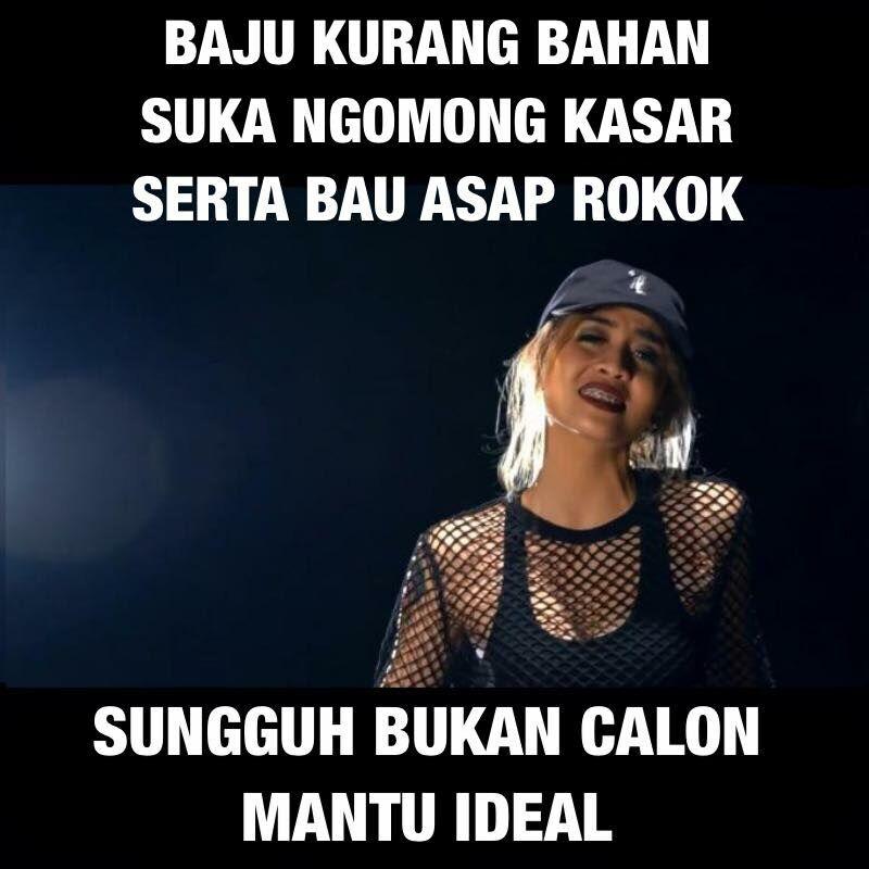 Meme Lucu Awkarin Young Lex Bad 2