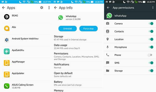 Cara Mengembalikan Kontak Whatsapp Hilang