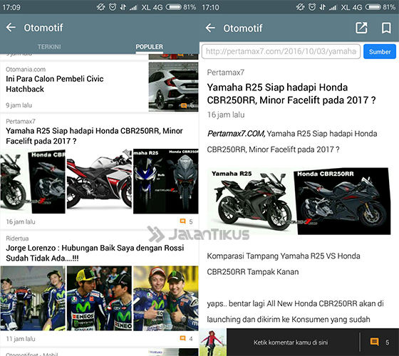 Aplikasi Otomotif Untuk Android 5