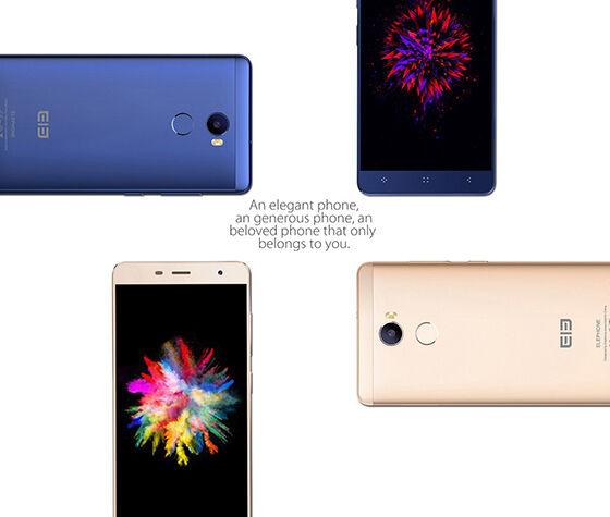 Smartphone Android Terbaru Elephonec1