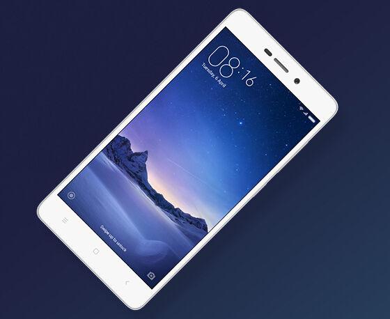 Xiaomi Redmi 3s Plus Silver