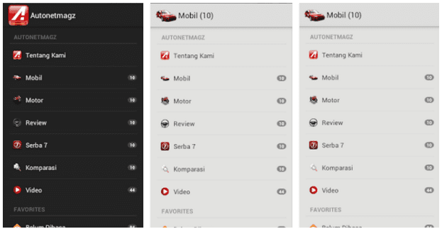 Aplikasi Otomotif Autonetmagz