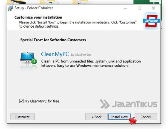 Cara Membuat Folder Berwarna 3