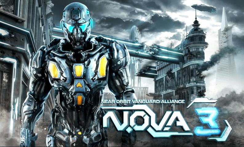 N.O.V.A 3: Freedom Edition