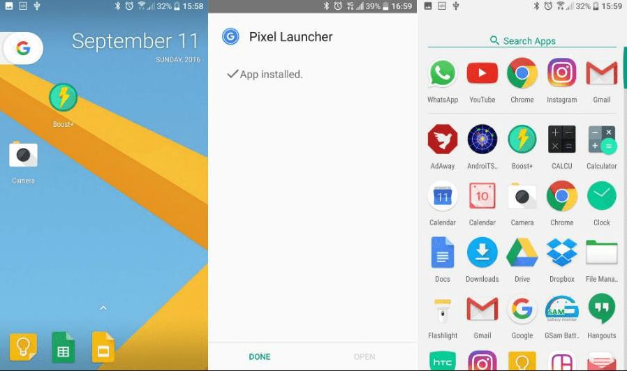 download-google-pixel-launcher