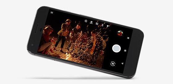 Pixel Phone Camera
